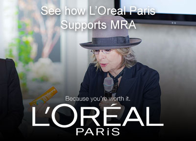 See how L'Oreal Paris Supports MRA