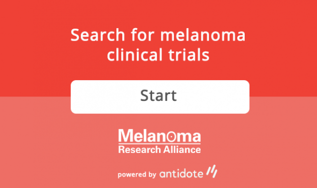 Melanoma Clinical Trial Finder