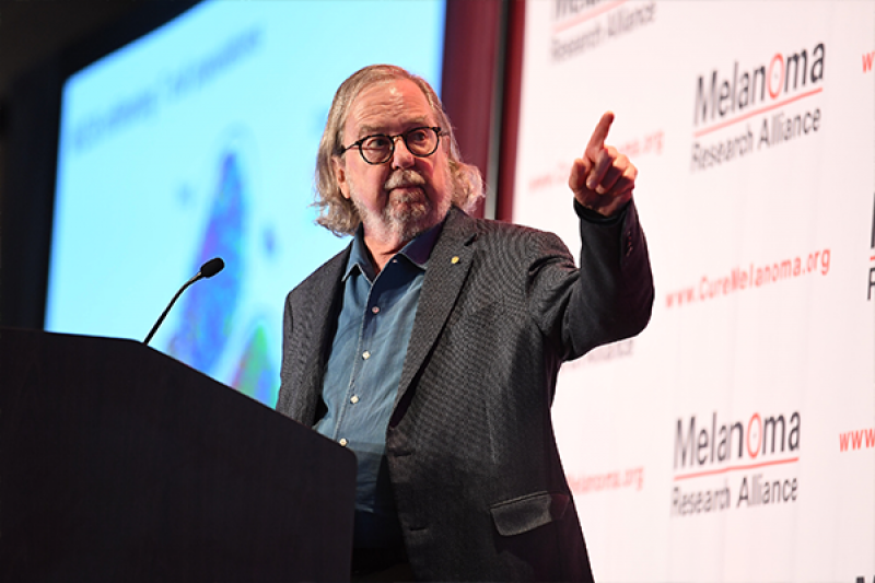 Jim Allison Melanoma Breakthrough