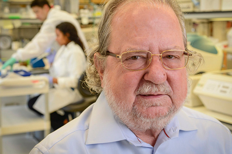 MRA Grantee and Advisor Dr Jim Allison
